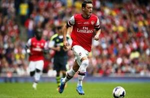 Mesut Ozil in Arsenal