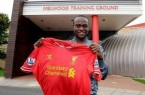 Moses at Liverpool