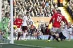 Rooney against Fulham