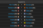 Champions League 2013 Draw