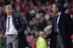 Wenger and Morinho