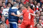 Jose Mourinho and Gerrard