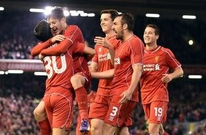 Liverpool 2-2 Middlesbrough