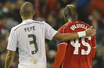 Pepe and Balotelli