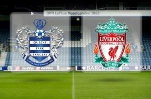 QPR VS Liverpool