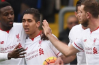Palace Vs Liverpool