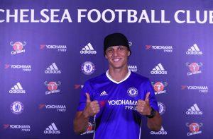 David Luiz back in Chelsea