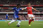 Ozil and WIllian