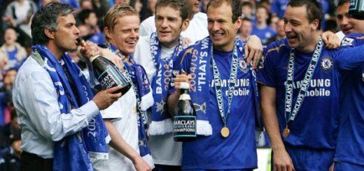 Chelsea 2006 Champions