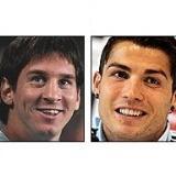 Lionel Messi and-Cristiano Ronaldo