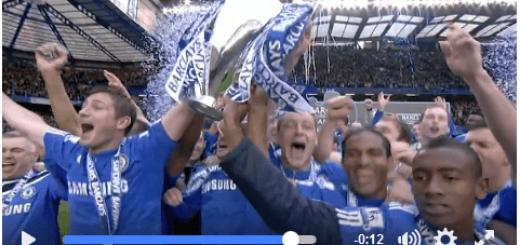 Chelsea 2010 Champions