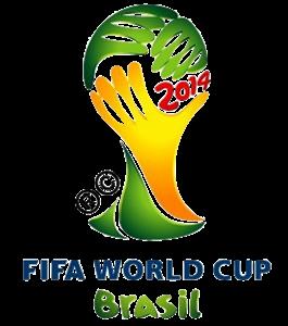 World Cup 2014 Brasil Logo