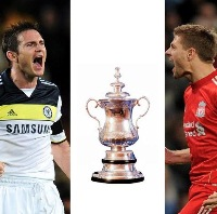Lampard And Gerrard - FA Cup