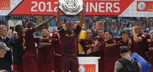 Community Shield 2012