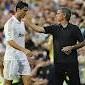 Ronaldo and Morinho