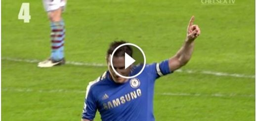 Chelsea 8-0 Aston Villa