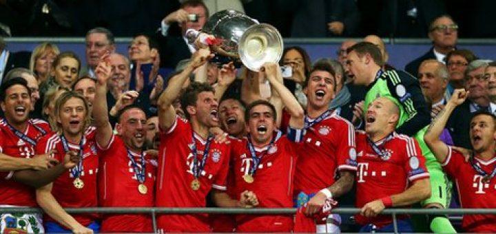 Bayern Celebrate
