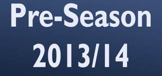 Pre-season