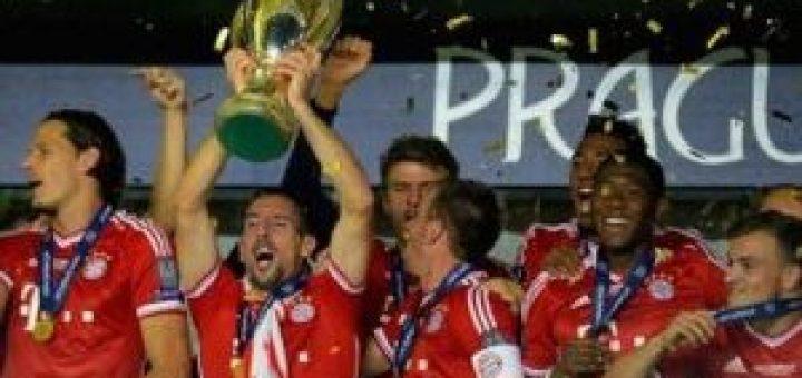 Bayern win super up