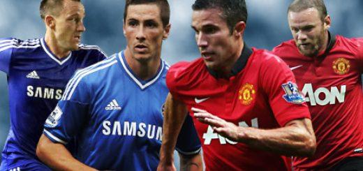 Man Utd Vs Chelsea