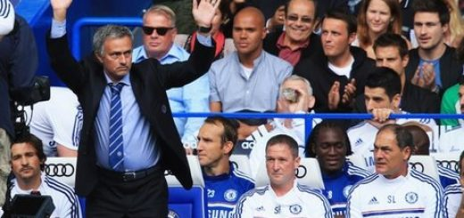 Jose Mourinho at Chelsea