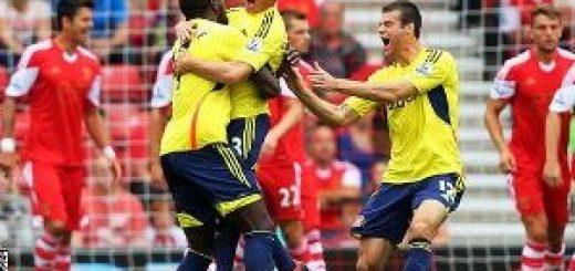 Southampton 1-1 Sunderland
