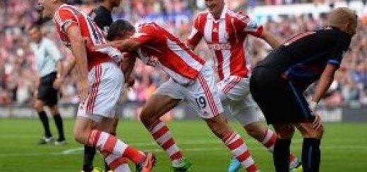 Stoke 2-1 Crystal Palace