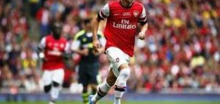 Mesut Ozil in Arsenal
