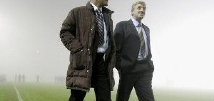 Sam Allardyce and Steve Bruce
