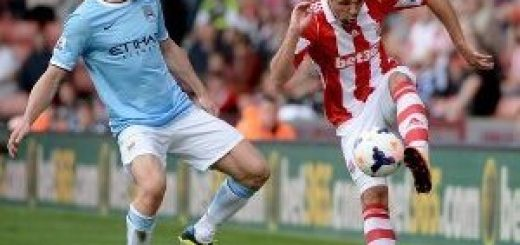 Stoke Vs Man City