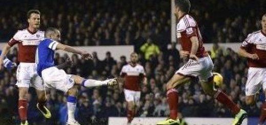 Everton 4-1 Fulham
