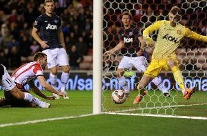 Sunderland Vs Man Utd