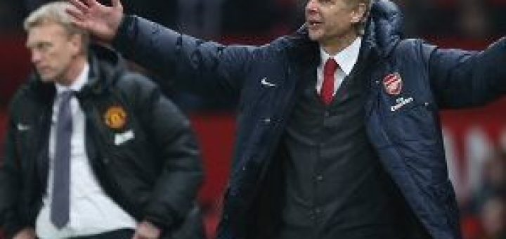Moyes and Wenger