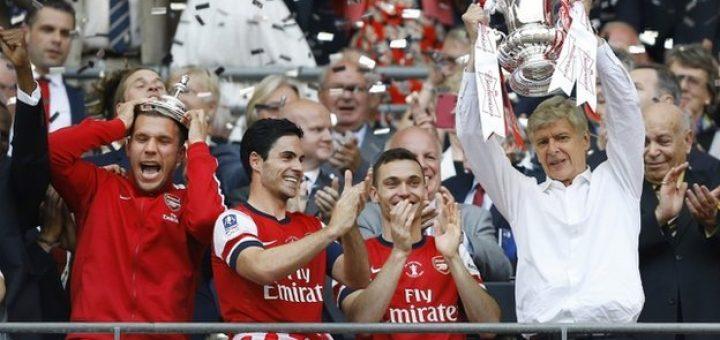Arsenal - FA Cup Winners