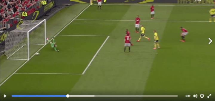 Man Utd 0-1 Sunderland