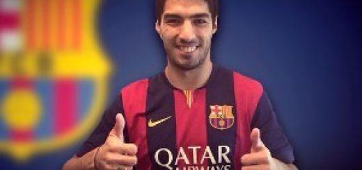 Suarez at Barcelona