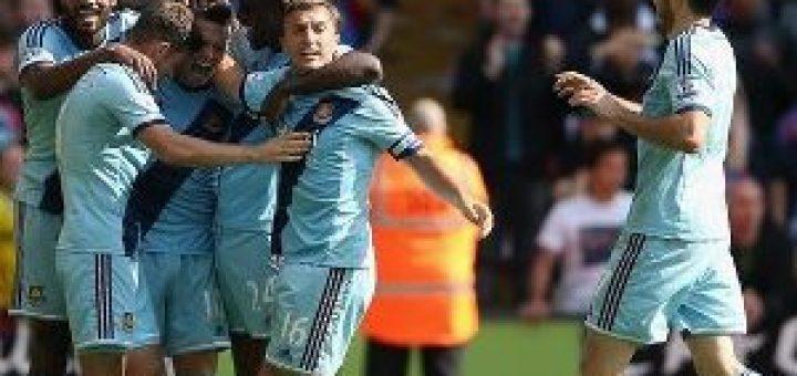 Crystal Palace 1-3 West Ham
