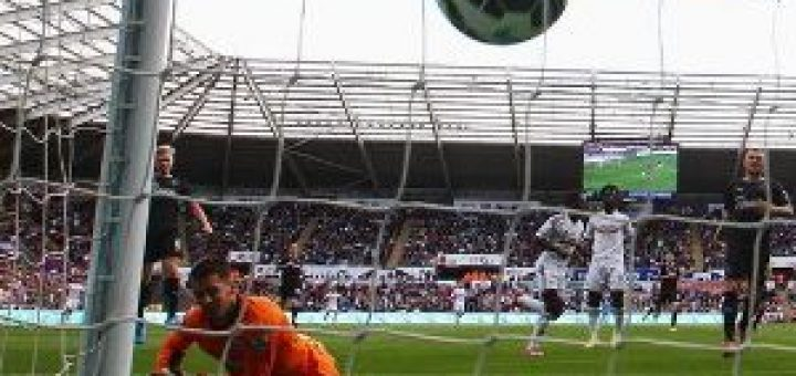 Swansea 1-0 Burnley