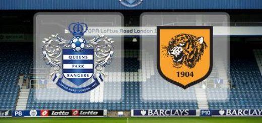 QPR Vs Hull