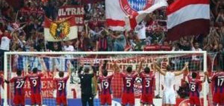 Bayern win