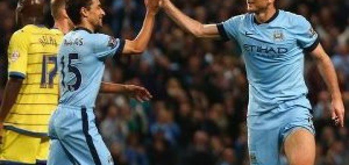 Navas and Lampard