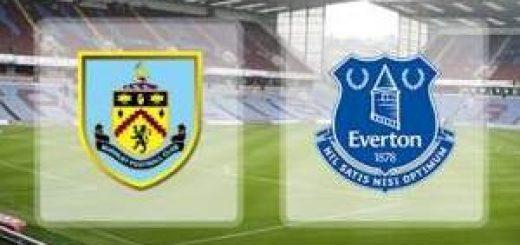 Burnely Vs Everton