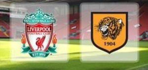 Liverpool Vs Hull City