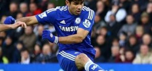 Diego Costa Against Swansea