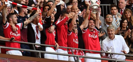 Arsenal Trophy