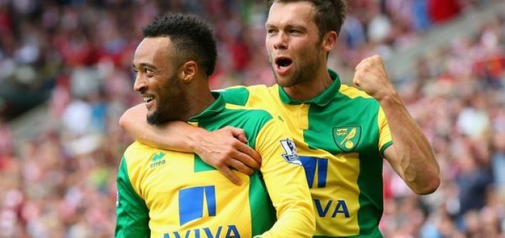Nathan Redmond and Howson