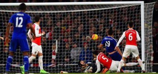 Diego Costa Scores