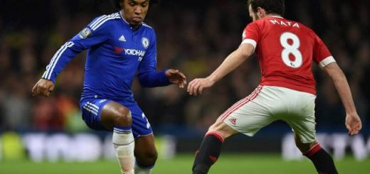 Willian and Mata