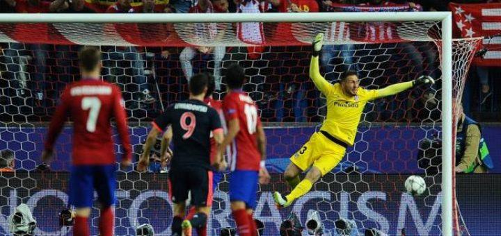 Madrid Goal