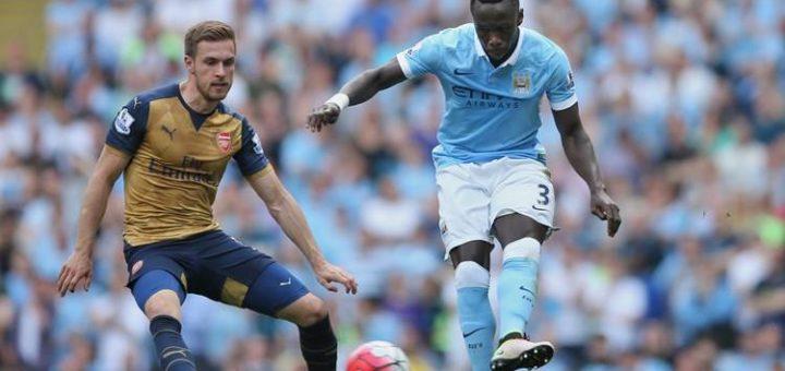 Man City 2-2 Arsenal